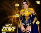Sinestro Crops Raven