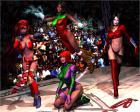 Wrestling Divas team 4