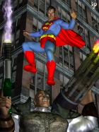 Superman: Footnotes in Crime