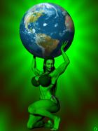 GREEN FOR EARTH DAY
