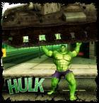 HULK vs.Tank