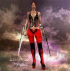 BloodRayne.... In the Body of Angel V4
