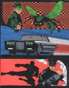The Green Hornet,Kato & Black Beauty