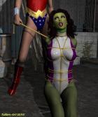 The Wrath of She Hulk Part 2