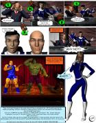 Marvel Challenge page 4 (finale)