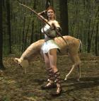 artemis goddess of the hunt
