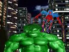 hulk vs spiderman round 2