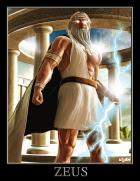ZEUS - GREEK GODS PROJECT