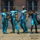 The Glitter Gang...