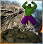 Hulk Smash Puny Tank...