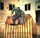hulk has landed