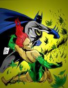 Batman Plants Ivy