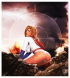 Powergirl in Peril?