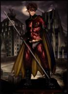 Logan Lerman as Robin