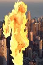 The Avengers: The Original Human Torch