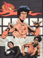 Dragon:Bruce Lee Tribute