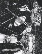 Battlestar Galactica's Starbuck