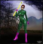 Riddler Girl 4 MidWinter