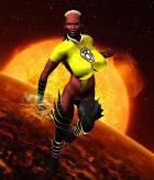 Yellow Lantern Tal'eon