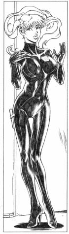 JINKY CORONADO:  Skin-Tight Sexy! by Jinky Coronado