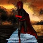 Batwoman escape