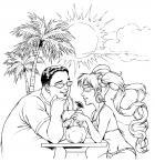 BANZAI GIRL:  JINKY & RYAN! by Jinky Coronado