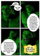 Day Job:  Hulk Tech Support