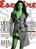 Jen's cover shoot