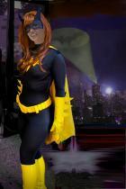 Batgirl in gotham