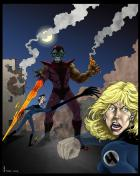 Fantastic Four VS The Super Skrull - Challenge Of The Artists (2006)