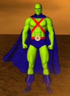 Martian Manhunter M4