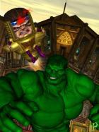 Hulk and MODOK
