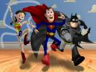 The trinity-super friends part one