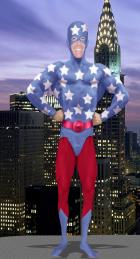The Justice Society of America: The Star-Spangled Kid