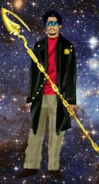 The Justice Society of America: Starman VII