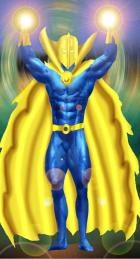 The Justice Society of America: Doctor Fate V