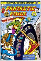 Fantastic Four #167 Redo [Original: Fred Hembeck] Colored