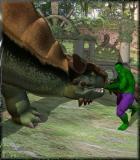 Hulk Stronger, Hulk Crush You...
