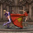 tekken; sister vs suster