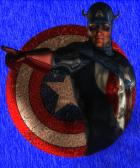 Cap America cover