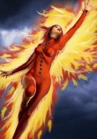 Phoenix effect revisited