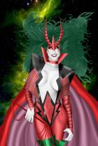 Comics Cosmic Heavies: The Dreamqueen