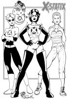 X-Statix [Pencils: Kevin Newburn]