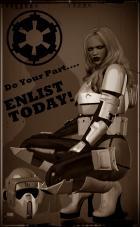 Empire Propaganda Poster (Scout)