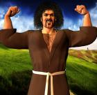 whatcha goin to do when hercule runs wild on you,brother