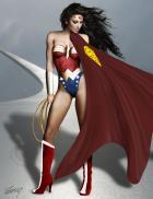 Wonder Woman - Mourning a hero
