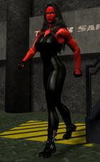 Red She Hulk