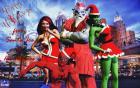 Christmas in Vegas...