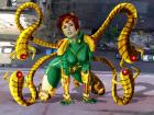 Comics Baddest Babes : Lady Octopus