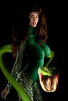 Comics Baddest Babes: Princess Python